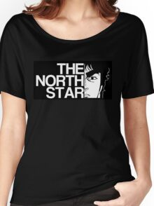 The North Star Women's Relaxed Fit T-Shirt