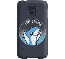 I love dancing Samsung Galaxy Case/Skin