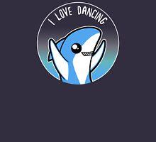 I love dancing Unisex T-Shirt