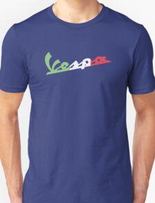 VESPA ITALIAN FLAG T-Shirt