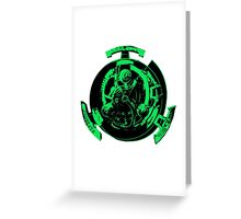 The Scion Greeting Card