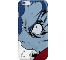 Mugen (A Little Angry) iPhone Case/Skin
