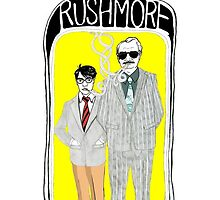 Wes Anderson's film Rushmore  by Danko5