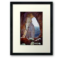 Spirit of Canyon de Chelly Framed Print