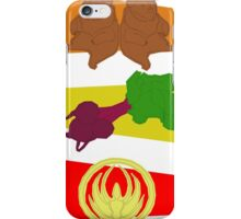 Bears. Beets. Battlestar Galactica. iPhone Case/Skin