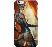 The Hermitage cats' Mistress iPhone Case/Skin