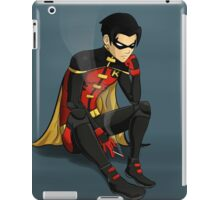 Robin - Jason Todd - Young Justice iPad Case/Skin