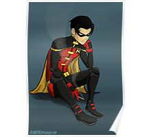 Robin - Jason Todd - Young Justice Poster