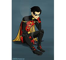 Robin - Jason Todd - Young Justice Photographic Print