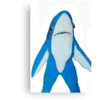 Katy Perry Shark Canvas Print
