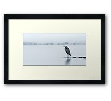 Quiet Serenity Framed Print