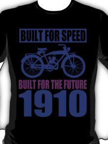 BUILT FOR SPEED-1910 T-Shirt