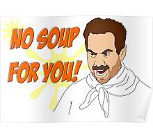 Soup Nazi Poster