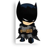 Chibi Batman Canvas Print