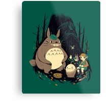 spirits of the forest Metal Print