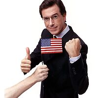 Stephen Colbert - An American Hero #2 by chocollama