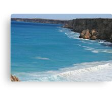 The Head of the Bight. Canvas Print