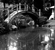 Japanese Garden by funkyfacestudio
