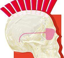 Skull by Rif Khasanov