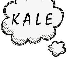 Thinking about Kale by Max Marchant