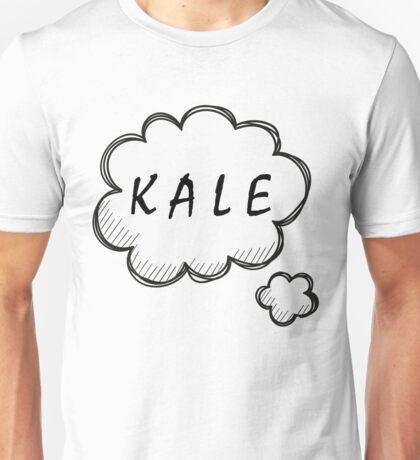 Thinking about Kale Unisex T-Shirt