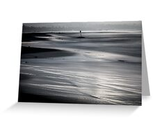 Sunrise at Capitola Beach Greeting Card