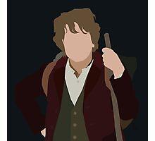 Bilbo Baggins Photographic Print