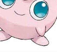 Pokemon Jigglypuff Cute Sticker