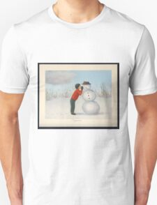 Confession to the snowman T-Shirt