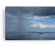 Sole Rain Canvas Print