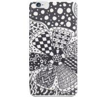 Zentangle Art iPhone Case/Skin