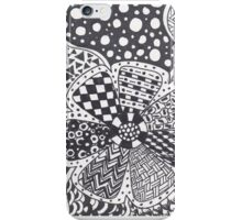 Zentangle Art iPhone Case/Skin