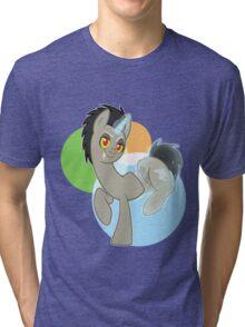 Split Tri-blend T-Shirt