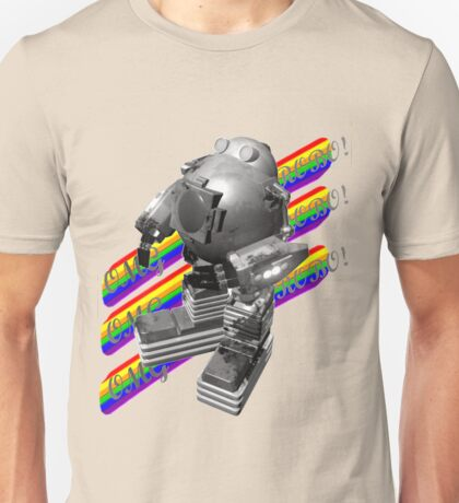 OMG ROBO Unisex T-Shirt