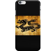 Vintage Dragon iPhone Case/Skin