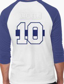 Guy Lafleur #10 - red jersey Men's Baseball ¾ T-Shirt