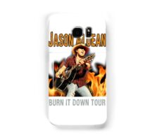JASON ALDEAN BURN DOWN Samsung Galaxy Case/Skin