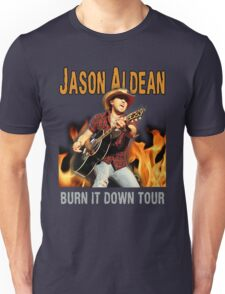 JASON ALDEAN BURN DOWN T-Shirt