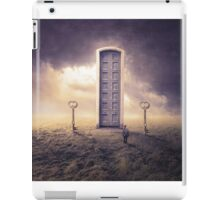 Where the big things are iPad Case/Skin