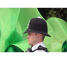 London policeman Photographic Print