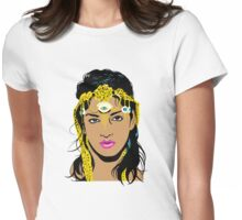 M.I.A. Womens Fitted T-Shirt