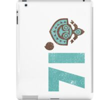 Disney - Polynesian Resort 71 V.01 iPad Case/Skin