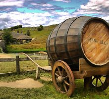 For Transporting the Ale by Larry Lingard-Davis