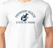 Pemaquid Beach. Unisex T-Shirt