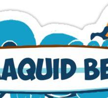 Pemaquid Beach. Sticker