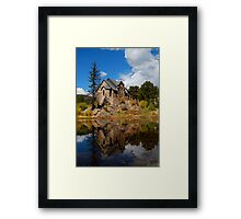 The Chapel On The Rock Framed Print