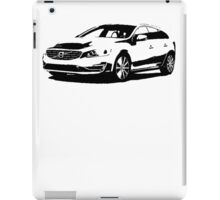 Volvo V60 2014 iPad Case/Skin