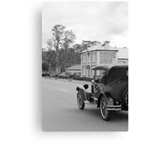 """Gumeracha Rally Exit"" Canvas Print"