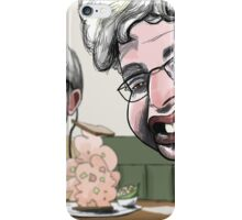 Too Much Tuna iPhone Case/Skin