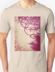 Bicycles Unisex T-Shirt